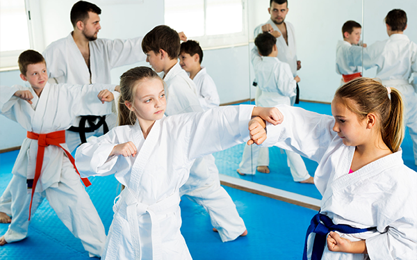Childrens Martial Arts Class | School Of Martial Arts - Chicago, IL